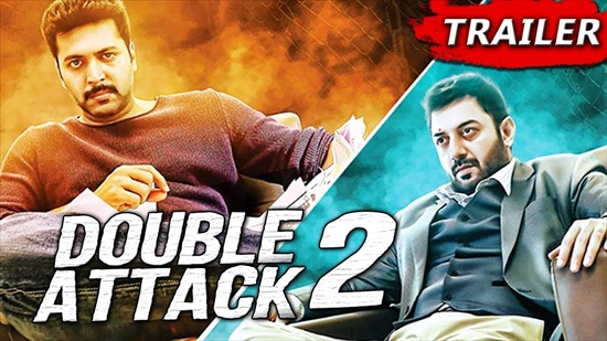 Double Attack 2 2017 HDRip 950MB Hindi Dubbed 720p Watch Online Full Movie Download bolly4u