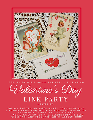 Valentines Day Link Party