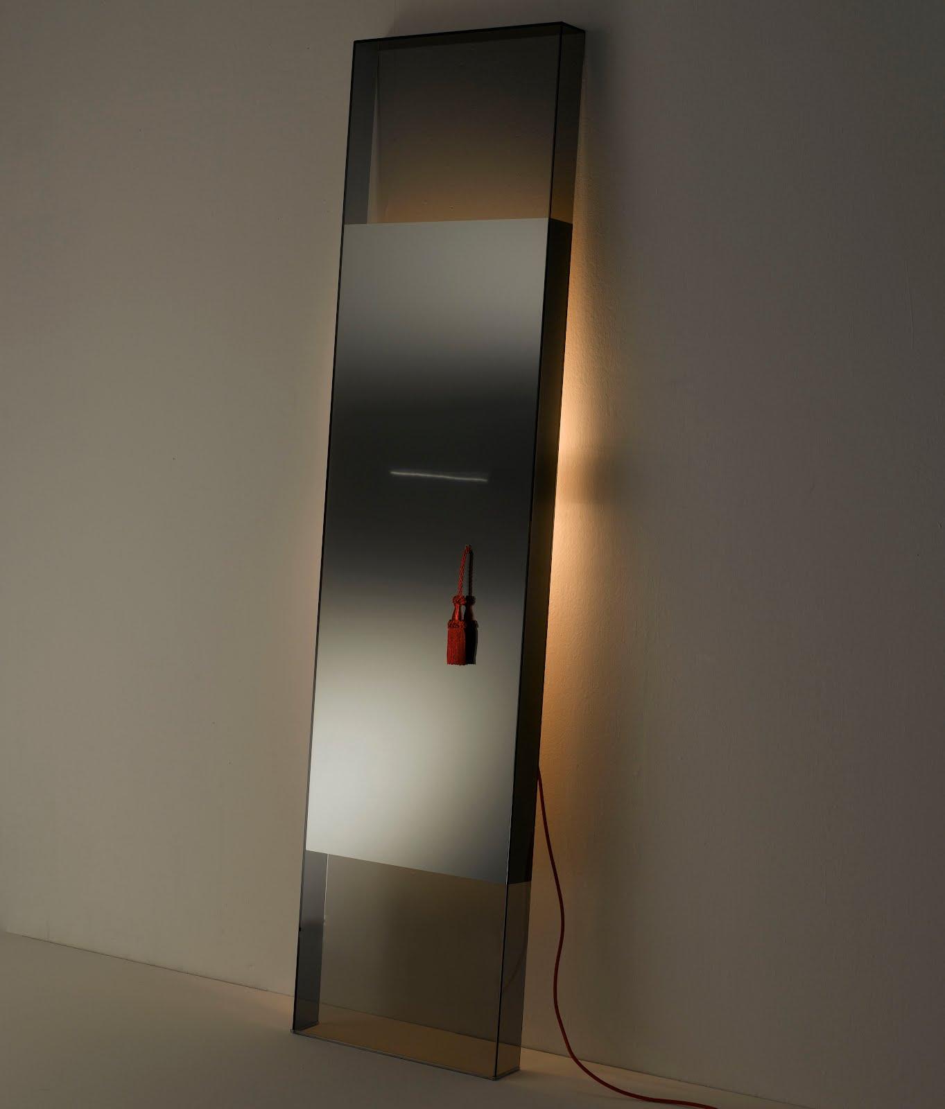 Diva Large Modern Floor Standing Mirror by Jean-Marie ...