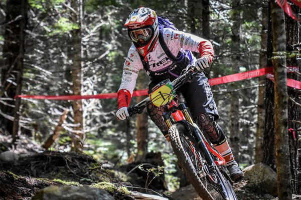 2015 Enduro World Series: Whistler, Canada - Results Tracy Moseley