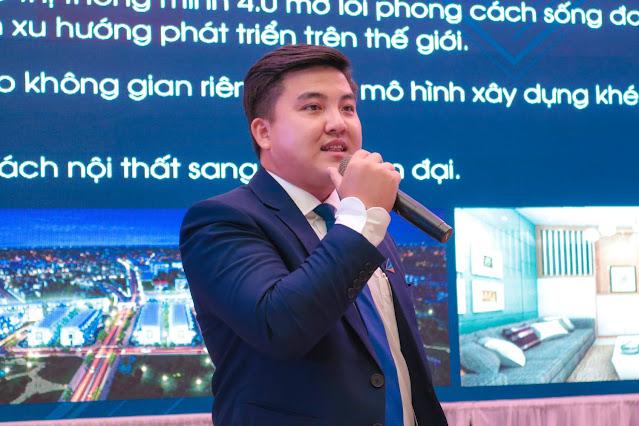 Ấn tượng khu đô thị thông minh Thành Đô ngày công bố