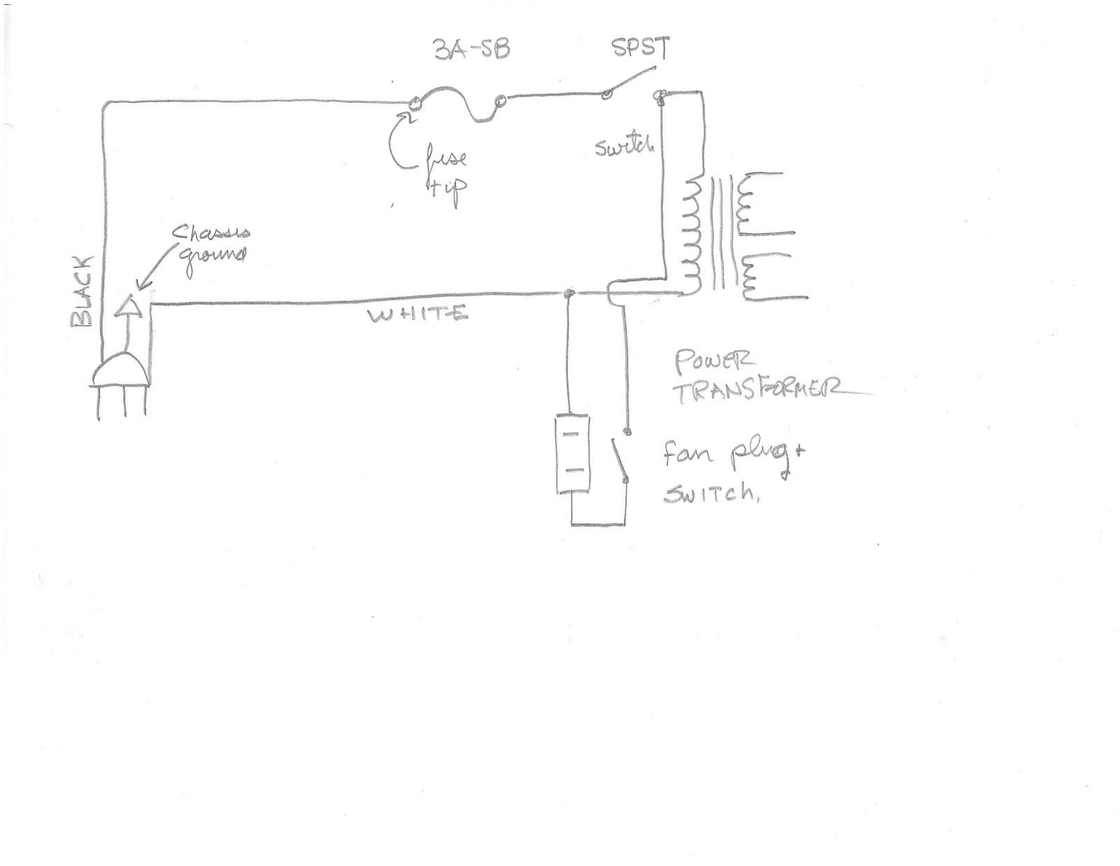 Judybox Revival Mesa Boogie Mark Ii Power Supply Wiring