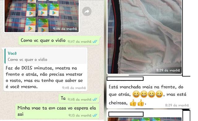 Mãe denuncia pedófilo que pediu vídeo do filho sem roupa; polícia diz que falta provas e libera criminoso