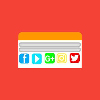 Cara-menerapkan-sosial-icon