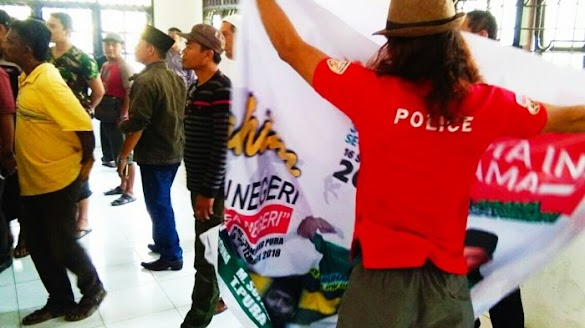 Kirab Satu Negeri GP Ansor Dibubarkan Massa, Ini Kata Wakapolres Langkat