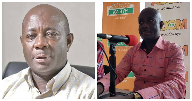 I told my wife that I have a sidechick because I don't like lying – Ghanaian politician Akwasi Addai Odike