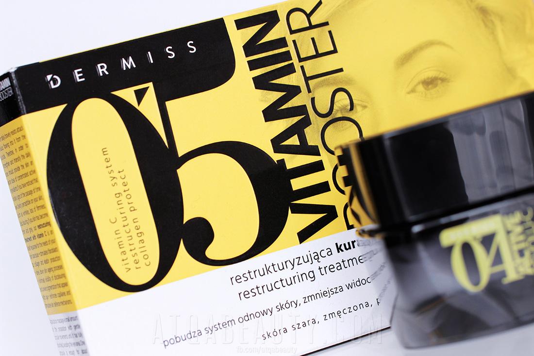 Farmona, DERMISS, 0'5 VITAMIN BOOSTER Restrukturyzująca kuracja z witaminą C