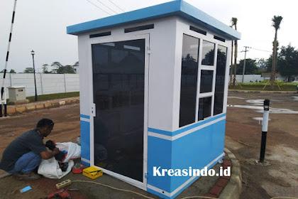 Jasa Pos Parkir Besi di Tangerang, Serang Provinsi Banten