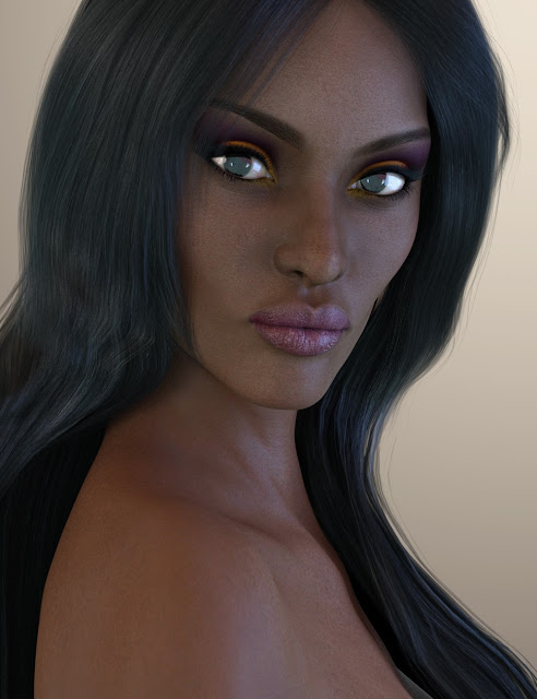 Kayley for Genesis 3 Female