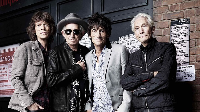 Rolling Stones/Reprodução