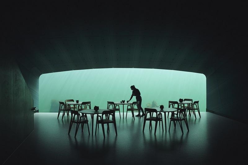 Under - The World's Largest Underwater Restaurant