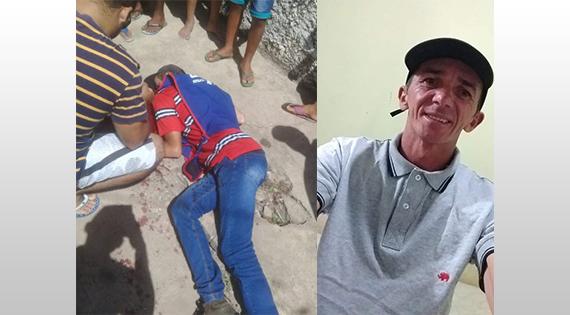 Moto-táxi é morto e passageira fica ferida em Pedras de Fogo