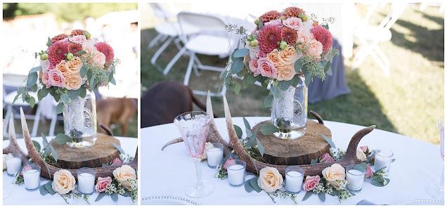 Wedding inspiration, Centerpieces