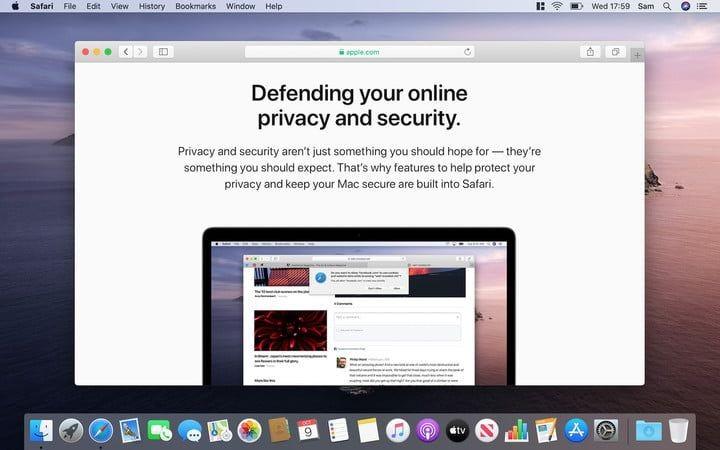 safari browser mac