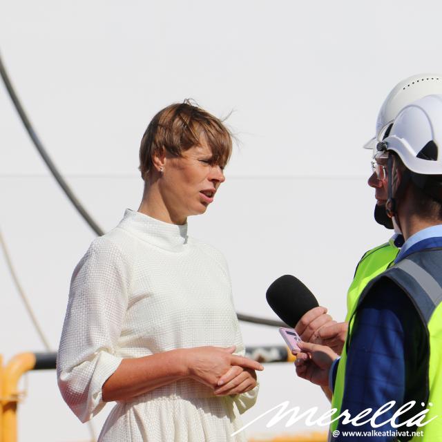 MyStar Kersti Kaljulaid