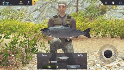تحميل لعبة Professional Fishing كاملة للأندرويد