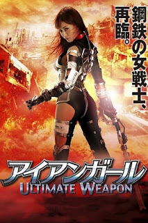Xem Phim Cô Gái Người Sắt: Vũ Khí Tối Thượng - Iron Girl: Ultimate Weapon