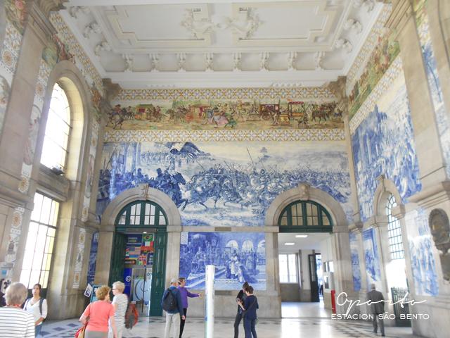 Estación São Bento Oporto