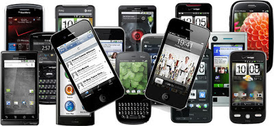 Top 5 Mobiles of 2012