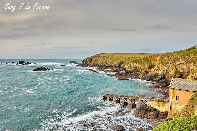 Old Life Boat Station, Lizard Point, Cornwall