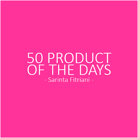 50 PRODUCT OF THE DAYS