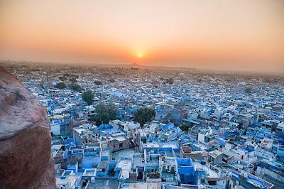 Blue City: Jodhpur
