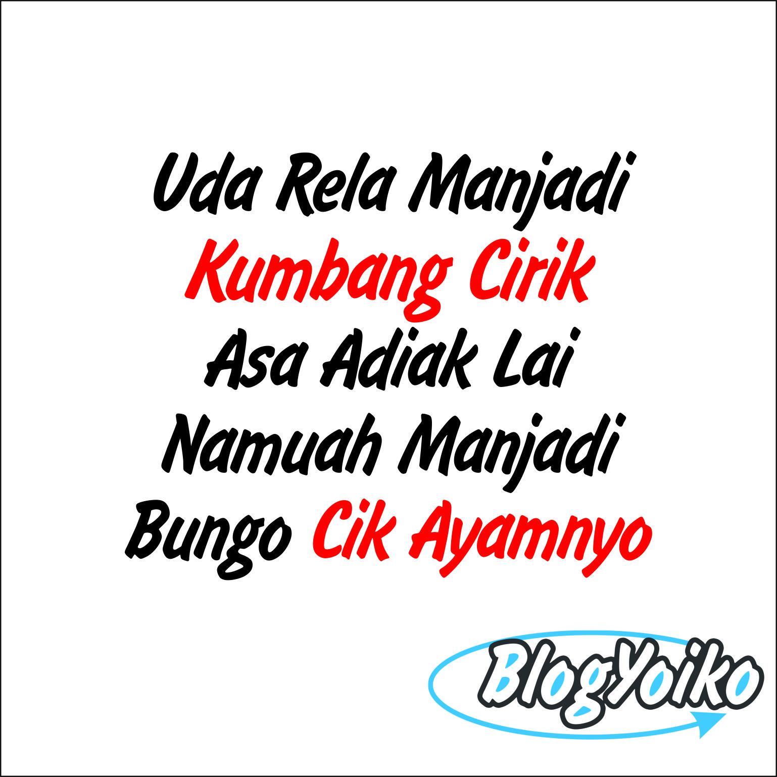 DP BBM Gambar Kata Kata Cinta Bahasa Minang Blogyoikocom