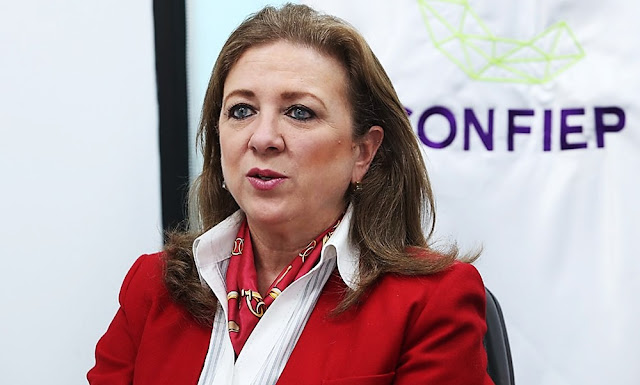 María Isabel León de Céspedes, presidenta de Confiep