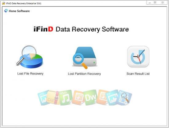 تحميل برنامج استعادة الملفات المحذوفة من الهارد والفلاشة iFind Data Recovery