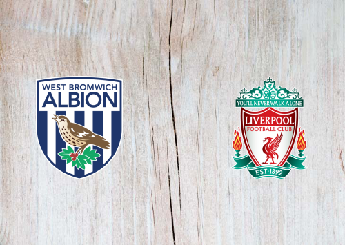 West Bromwich Albion vs Liverpool -Highlights 16 May 2021