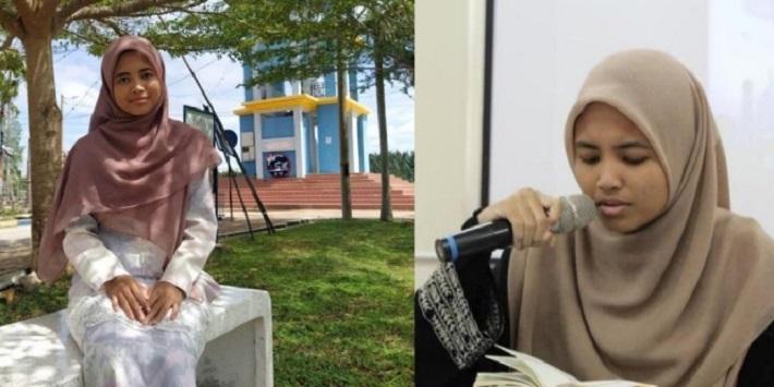 Kisah Inspiratif Siti Nurfarahdini, Hafal 30 Juz Al-Quran Hanya Dalam Waktu 40 Hari