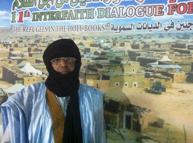 """وزير العدل الصحراوي : انعقاد الملتقى داخل مخيمات اللاجئين يعكس """"التأثر البالغ للمشاركين في الطبعات السابقة بمعاناة الشعب الصحراوي"""""""