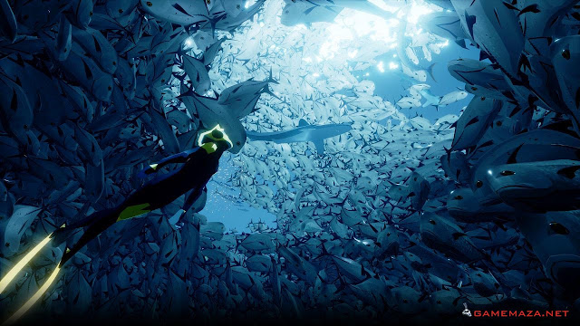 ABZU PC Game Download Gameplay Screenshot 1 - Game Maza