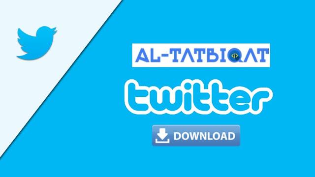 تحميل تطبيق تويتر بالعربي 2020 - اخر اصدار