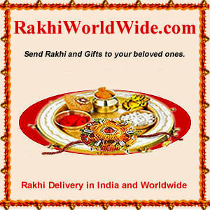 Send Rakhi Gifts to India and Worldwide
