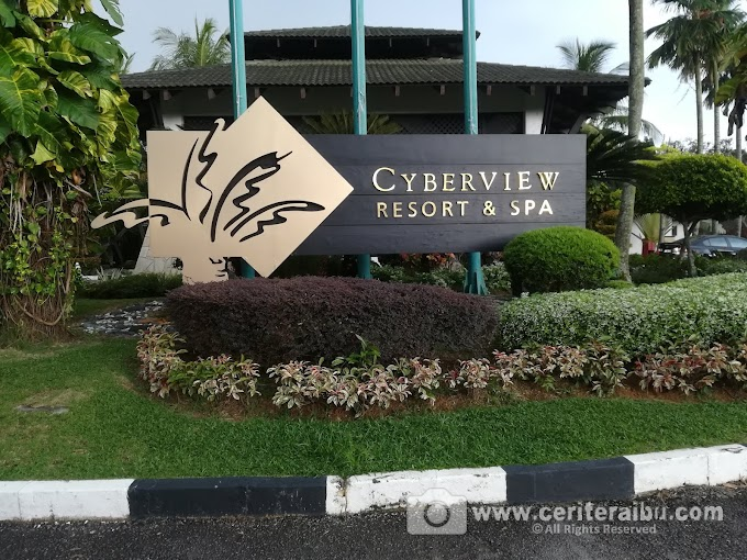 Cyberview Resort and Spa Memang Best