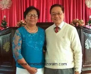 Dr. Lallukhum Fimate  Director MIMER Mizoram