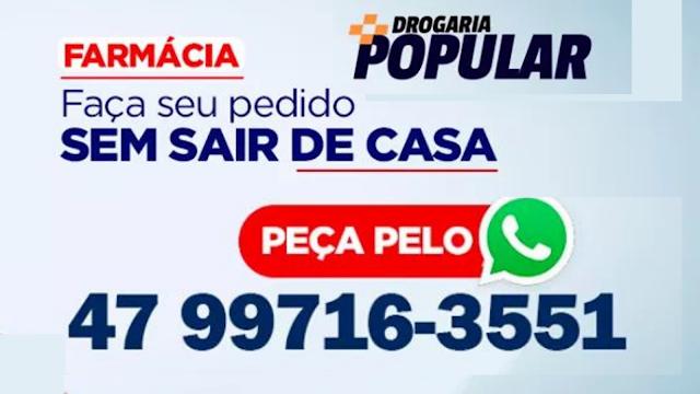 Drogaria Popular Bombinhas