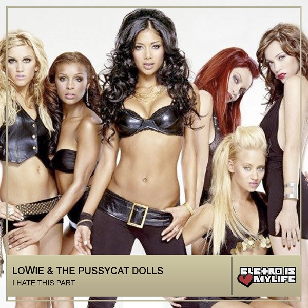 The Pussycat Dolls - I Hate This Part (LoWie Bootleg 2018)