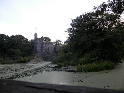 Château Belvédère Central Park