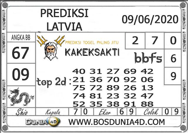 Prediksi Togel LATVIA DUNIA4D 09 JUNI 2020