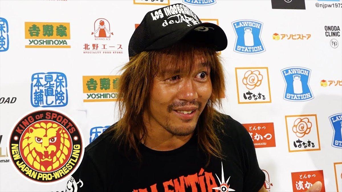 Tetsuya Naito é retirado do NJPW G1 Climax 31 após lesão no joelho