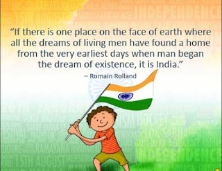 India independence day images with quotes.