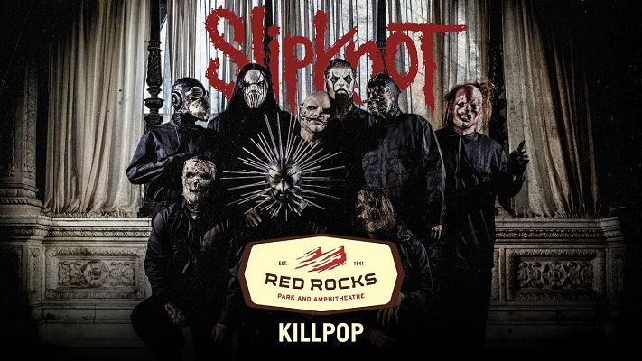 Red Rocks Slipknot