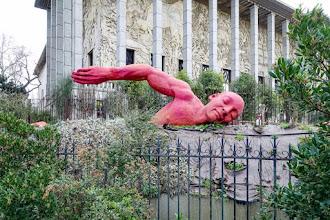 Paris : Dans le bonheur, une oeuvre de Diadji Diop - XIIème