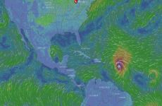 Trayectoria del Huracán Irma online en vivo, en directo y en tiempo real