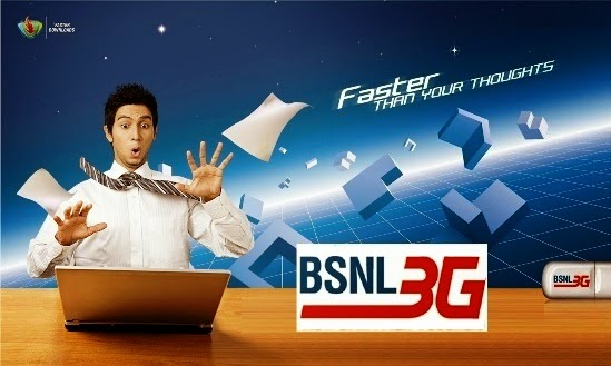 BSNL to launch new prepaid Combo STVs with Free Talk Value & Free Data in all circles up to 31st December 2016