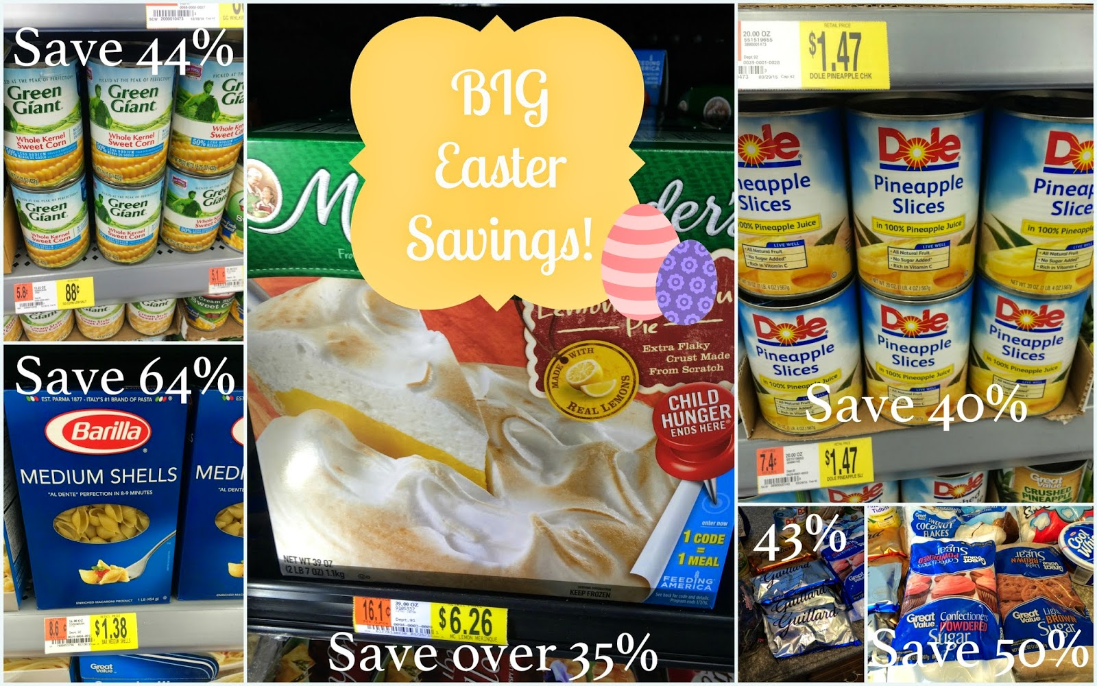 Best Easter Grocery Deals, bargains, grocery sales, best easter sales, Deals to Meals, Dynamic Deals,