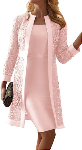 Pink Mother of The Bride Dresses Sale