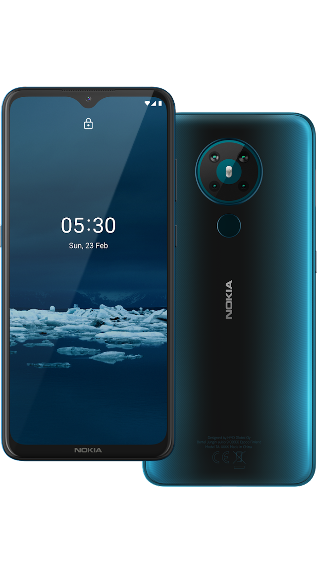 Nokia 5.3 Launching Soon In India - HMD Global Teases